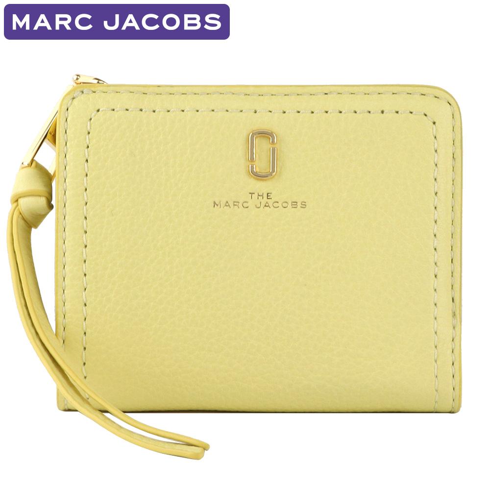 マークジェイコブス MARC JACOBS 財布 二つ折り財布 M0015122 742 ミニ財布 レディース ウォレット 新作 ギフト プレゼント