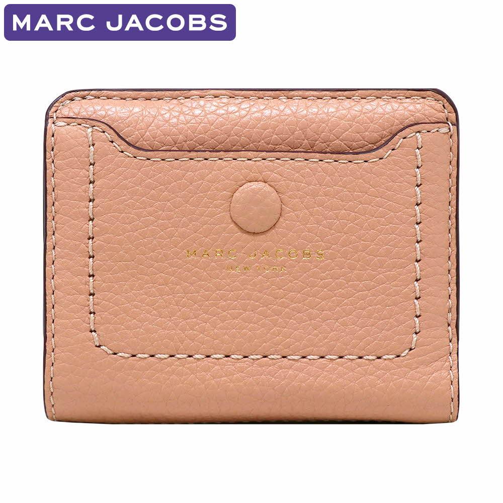 マークジェイコブス MARC JACOBS 財布 二つ折り財布 M0014215 253 ミニ財布 アウトレット レディース ウォレット 新作 ギフト プレゼント