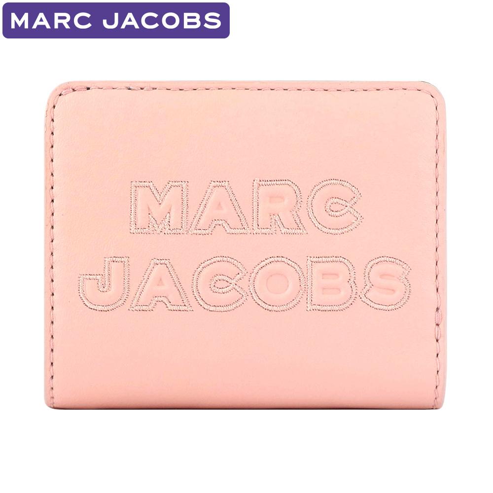 マークジェイコブス MARC JACOBS 財布 二つ折り財布 M0015752 839 ロゴ アウトレット レディース ウォレット 新作 ギフト プレゼント