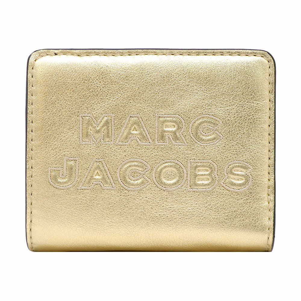 マークジェイコブス MARC JACOBS 財布 二つ折り財布 M0015759 716 ロゴ アウトレット レディース ウォレット 新作 ギフト プレゼント