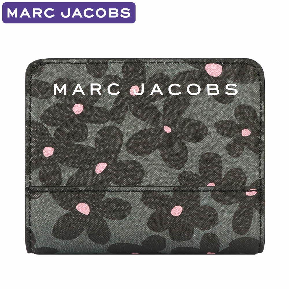 マークジェイコブス MARC JACOBS 財布 二つ折り財布 M0016417 060 花柄 アウトレット レディース ウォレット 新作 ギフト プレゼント