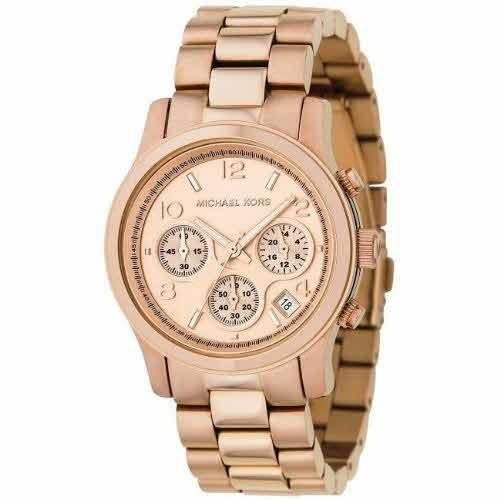 マイケルコース 腕時計 レディース MICHAEL KORS MK5128 ROSEGOLD ギフト プレゼント