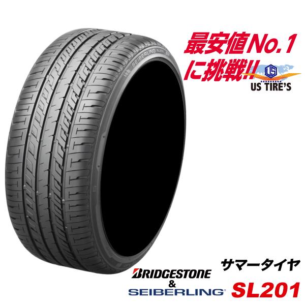 275/35R19 100W XL セイバーリング SL201 ブリヂストン 工場生産 SEIBERLING + BRIDGESTONE 275-35 19インチ コンフォート ラジアル サマー タイヤ 275 35 19