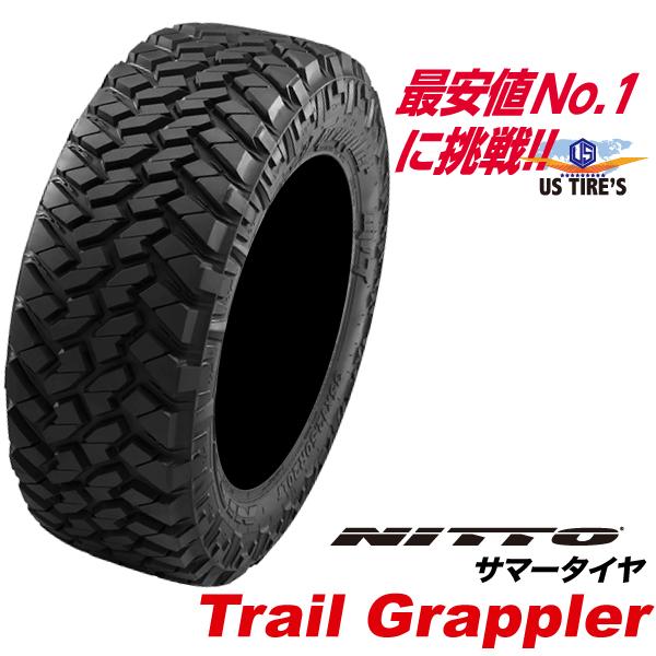 LT285/75R16 126Q トレイル グラップラー M/T NITTO 国産 ニットー タイヤ Trail Grappler MT オフロード マッドテレーン タイヤ ラジアル