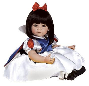 ADORA アドラ ベビードール 白雪姫 20インチ