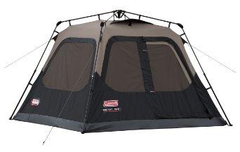 コールマン インスタントテント 4人用 ポール一体型テント 組立簡単