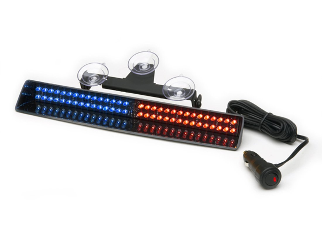 WHELEN ウィレン SlimMiser LED Dash Light ライト 赤/青 青/青 赤/赤 黄/黄