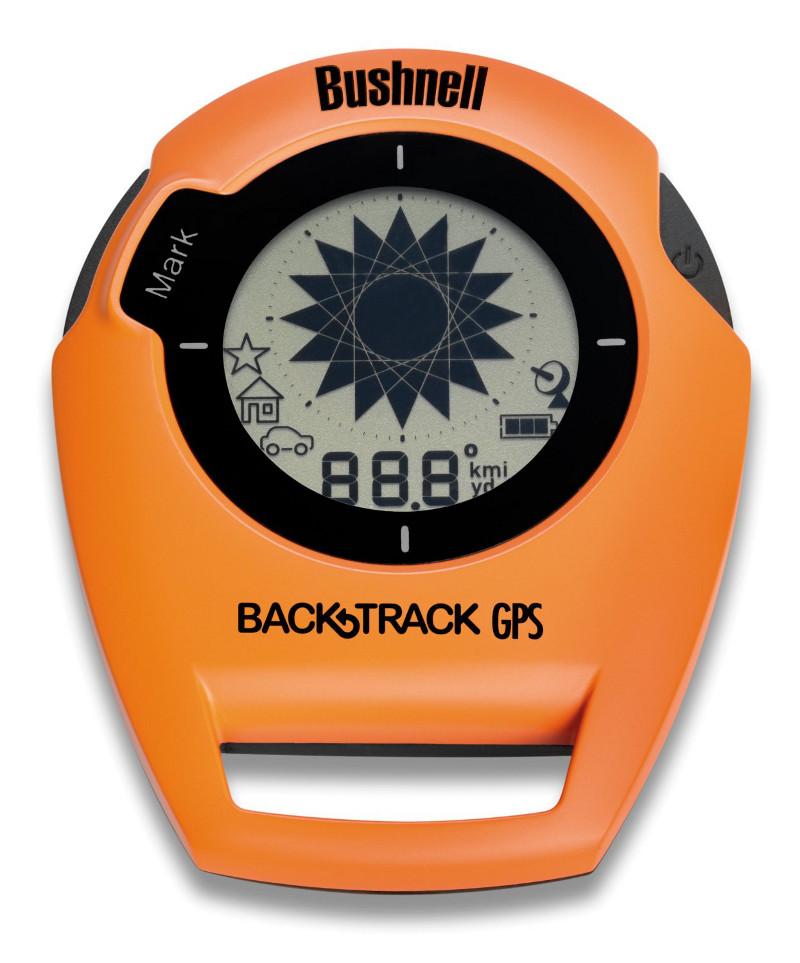 Bushnell ブッシュネル GPSナビゲーター Back Track G2 オレンジ