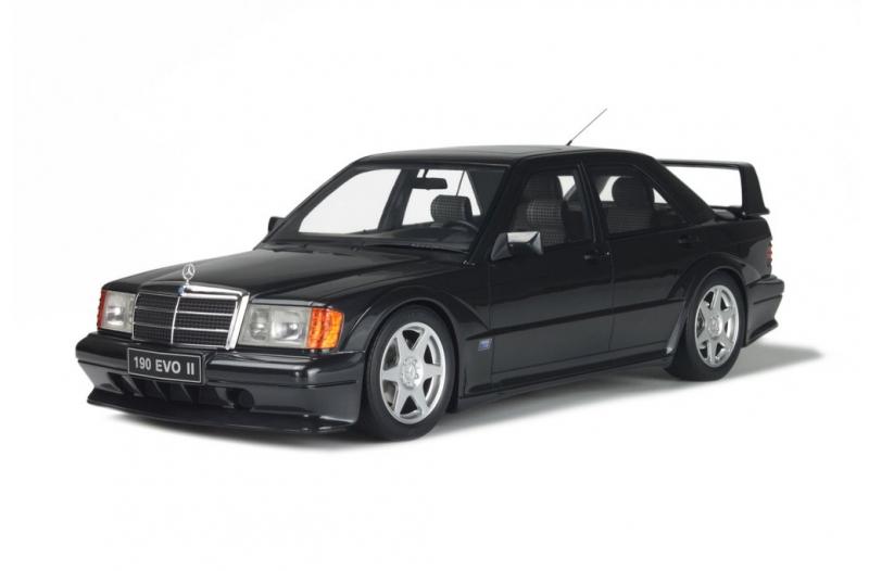 otto メルセデスベンツ 190E 2.5-16 EVO 2 ブラック 1990 1/12