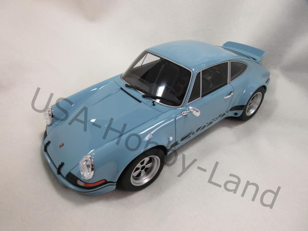 GT SPIRIT ポルシェ 911 2.8 RSR 1/18 ライトブルー