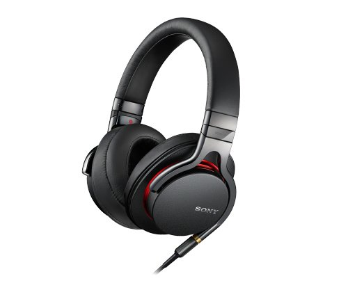 SONY ソニー 密閉型ヘッドホン ハイレゾ音源対応 MDR-1A ブラック