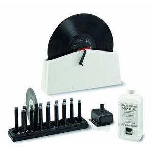ノスティ 洗浄式 LPクリーナー レコードクリーナー ディスク洗浄 KNOSTI Disco antistat Generation II