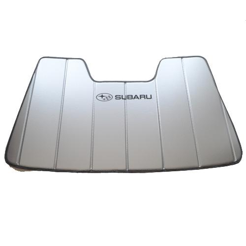 スバル フォレスター SJ型用 フロントウィンドウサンシェード シルバー USスバル純正品