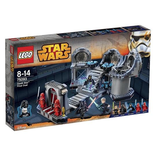 LEGO レゴ スターウォーズ  デス・スター 最後の決戦 75093