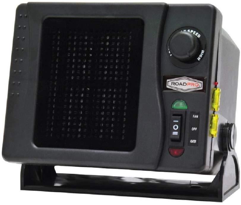 車載用 電気式 12V 300W セラミックファンヒーター