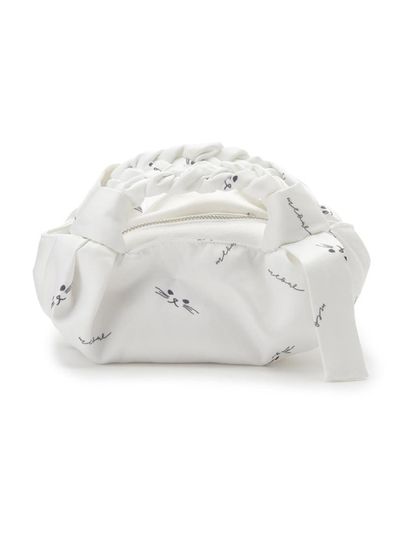 海外限定 SNIDEL HOME レディース バッグ 期間限定の激安セール スナイデルホーム SALE 30%OFF ポーチ Fashion ブレードハンドポーチ ピンク Rakuten ホワイト RBA_E