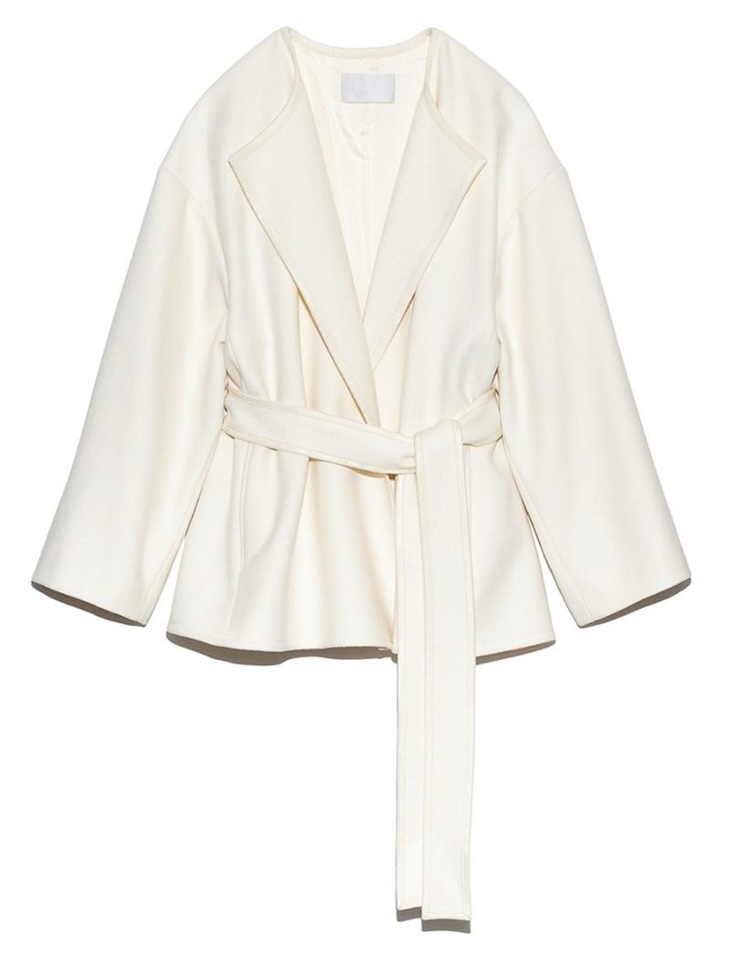 CELFORD レディース コート ジャケット セルフォード SALE 60%OFF ノーカラーショートコート 一部予約 新発売 Rakuten ジャケットその他 ホワイト ピンク 送料無料 Fashion RBA_E グリーン