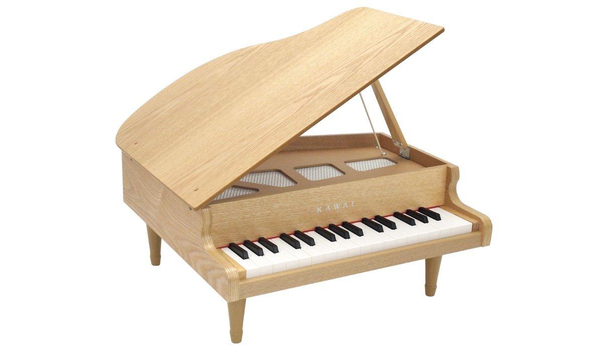 グランドピアノ1144 ナチュラル KAWAI河合楽器カワイ楽器玩具【送料無料(北海道、沖縄、離島は配送不可)】