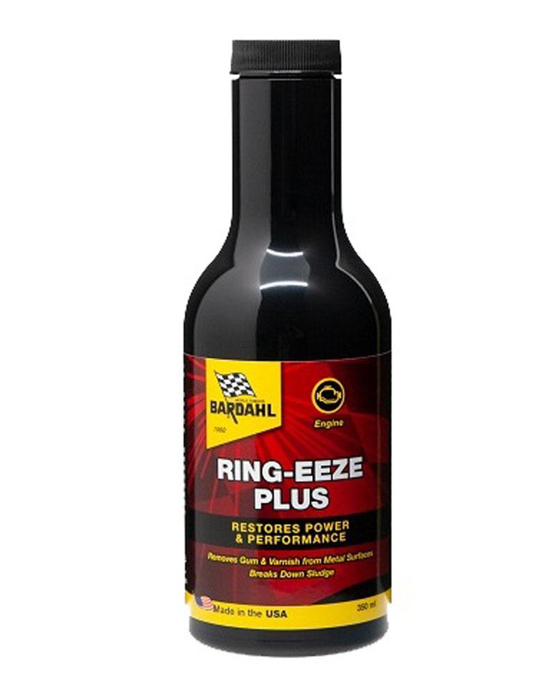 エンジンコーティング オイル添加剤 オイルリングの汚れを除去しオイル減りを根本から解決! リングイーズプラス(RING-EEZE PLUS)