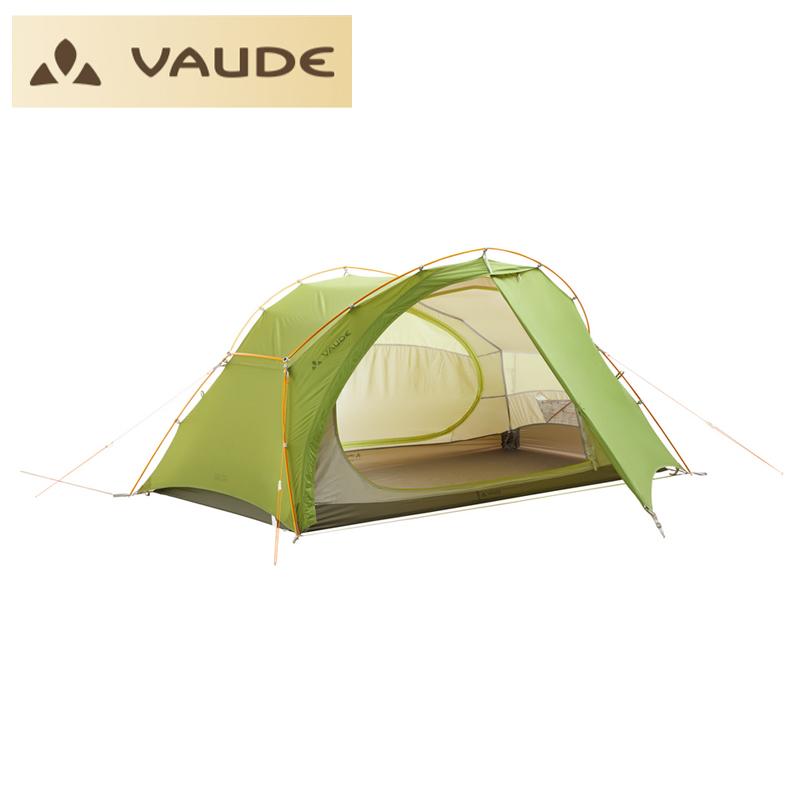 VAUDE Low Chapel L 2P (ロウ チャペル ライト 2P) No12824 テント トレッキングテント 2人用 広い トンネル型 ミS 送料無料