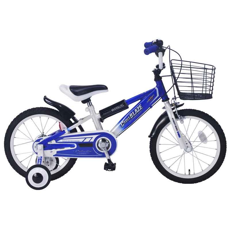 人気者になれるキッズバイク 自転車 WEB限定 子供用自転車16 男の子用 No.MD-10 16インチ 補助輪 キッズ バイク 池S 補助輪付き 男児 幼児 子供 定価 軽量 代引不可 練習