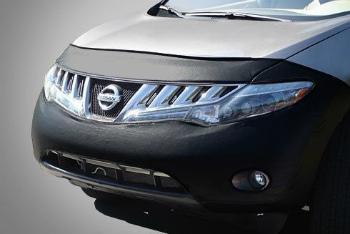日産 ムラーノ フルブラ Nissan Murano and Murano Cabriolet OEM Nose Mask Bra 2012-2014 日産ムラーノムラーノカブリオレOEM鼻マスクブラ2012から2014