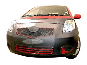 トヨタ Yaris フルブラ LeBra SHIPS FAST! 2007 - 2008 Toyota Yaris Front End Cover Hood Mask 551160-01 FASTリブラのSHIPS! 2007 - 2008トヨタヤリスフロントエンドカバーフード551160から01マスク