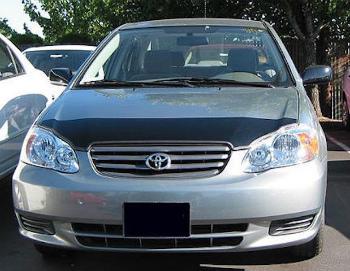 トヨタ カローラ ノーズブラ MAGNETIC CAR BRA for 2003-2008 TOYOTA COROLLA auto hood 2003-2008 TOYOTA COROLLA自動フード用の磁気カーBRA