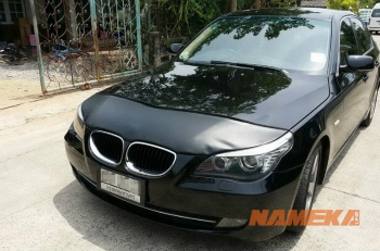 BMW フルブラ BMW E60 Bra Car Mask Guard Leather BMW E60ブラカーマスクガードレザー