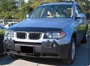 BMW フルブラ MAGNETIC CAR BRA for 2004-2010 BMW X3 auto hood cover 2004-2010 BMW X3オートフードカバー用の磁気カーBRA