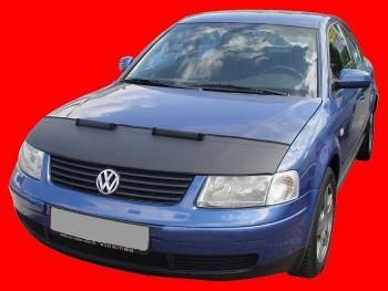 フォルクスワーゲン ノーズブラ Volkswagen Passat 3B 1997-2000 CUSTOM CAR HOOD BRA NOSE FRONT END MASK フォルクスワーゲンパサート3B 1997年から2000年CUSTOM CAR HOOD BRA NOSEフロントエンドのMASK