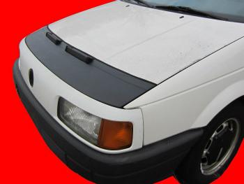 フォルクスワーゲン ノーズブラ Volkswagen Passat 35i 1988-1993 CUSTOM CAR HOOD BRA NOSE FRONT END MASK フォルクスワーゲンパサート35I 1988から1993 CUSTOM CAR HOOD BRA NOSEフロントエンドのMASK