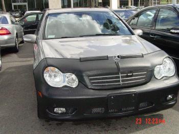 ベンツ フルブラ Colgan Front End Mask Bra 2pc. Fits Mercedes-Benz C230 2006-2007 With Lic.plate コルガンフロントエンドは、バスト2PCをマスクします。メルセデス・ベンツC230 2006-2007 Lic.plateとフィット