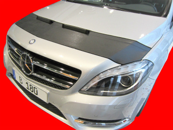 ベンツ ノーズブラ Mercedes Benz B-Class W246 since 2012 CUSTOM CAR HOOD BRA NOSE FRONT END MASK 2012 CUSTOM CAR HOOD BRA NOSE前端MASK以来、メルセデスベンツBクラスW246