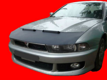 三菱 Galant ノーズブラ Mitsubishi Galant 1996-2006 CUSTOM CAR HOOD BRA NOSE FRONT END MASK 三菱ギャラン1996-2006 CUSTOM CAR HOOD BRA NOSEフロントエンドのMASK