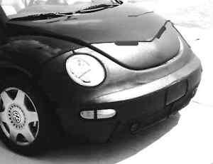 フォルクスワーゲン フルブラ Front End Mask Bras Fits Volkswagen Beetle 98 thru 05 フロントエンドマスクブラジャーは、フォルクスワーゲン・ビートル98 05をスルーに適合します