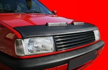 フォルクスワーゲン ノーズブラ Volkswagen Polo 86C 2F 1990-1994 CUSTOM CAR HOOD BRA NOSE FRONT END MASK2 フォルクスワーゲンポロ86C 2F 1990から1994 CUSTOM CAR HOODブラNOSEフロントエンドMASK2