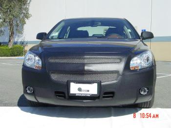 シボレー フルブラ Colgan Front End Mask Bra 2pc. Fits Chevy Malibu 2008-2012 W/License Plate コルガンフロントエンドは、バスト2PCをマスクします。シボレーマリブ2008-2012 W /ライセンスプレートに適合