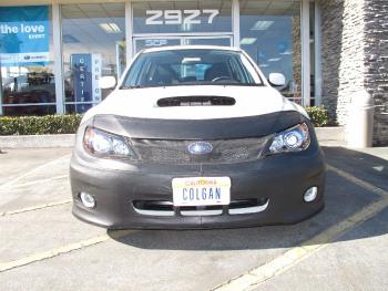 スバル インプレッサ フルブラ Colgan Front End Mask Bra 2pc. Fits Subaru Impreza WRX & STI 2011-2013 W/License コルガンフロントエンドは、バスト2PCをマスクします。スバルインプレッサWRX STI&2011-2013 W /ライセンスに適合