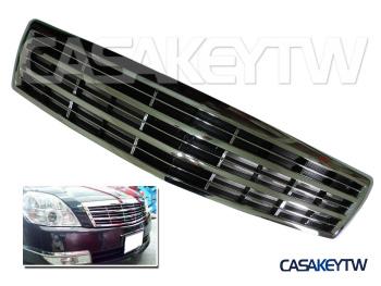 日産 ティアナ グリル BRAND NEW Nissan Teana Maxima J31 Chrome Grille 2003-2006 BRAND NEW日産ティアナマキシマJ31クロームグリル2003から2006
