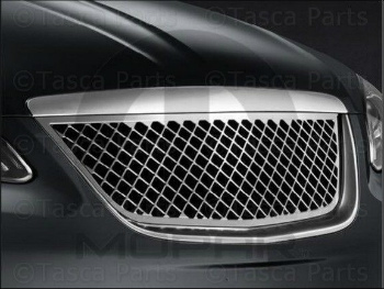 クライスラー グリル NEW GENUINE OEM MOPAR PREMIUM CHROME DIAMOND PATTERN GRILLE 2011-14 CHRYSLER 200 新しい本物のOEM MOPAR PREMIUM CHROMEダイヤモンドパターングリル2011から14 CHRYSLER 200