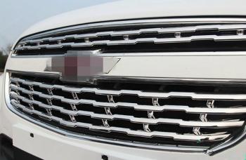 シボレー グリル For Chevy For CHEVROLET TRAX 2014 2015Honeycomb Front grill grille grid AAA シボレーシボレー・トラックスについては2014 2015HoneycombフロントグリルグリルグリッドAAAについて