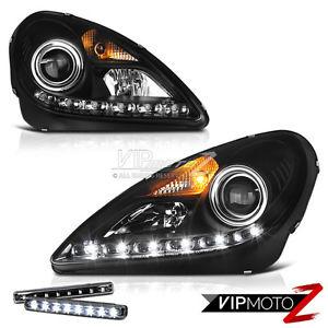 ☆送料無料☆USパーツ お洒落 海外メーカー輸入品 ベンツ ヘッドライト 2005-2011 M-Benz R171 SLK