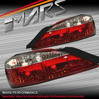 日産 シルビア テールライト Clear Red Non LED Tail Lights for NISSAN Silvia 200SX S15 SR20DET Taillight クリアレッド以外は日産シルビア200SX S15 SR20DETテールランプ用のテールライトをLED
