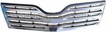 トヨタ VENZA グリル TOYOTA VENZA 2008-2013 Front Grill Center Grille chromed トヨタ・ヴェンザ2008-2013フロントグリルセンターグリルクロームメッキ