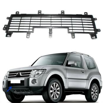 三菱 パジェロ グリル ABS Plastic Front Lower Grille For Mitsubishi Pajero/V7 2009-2012 三菱パジェロ/ V7 2009から2012のためにABSプラスチックフロント下部グリル