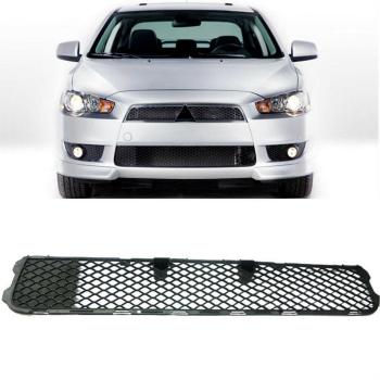 三菱 ランサー グリル ABS Plastic Front Lower Grill Grille For Mitsubishi Lancer 2007-2014 三菱ランサー2007-2014についてはABSプラスチックフロントロアグリルグリル