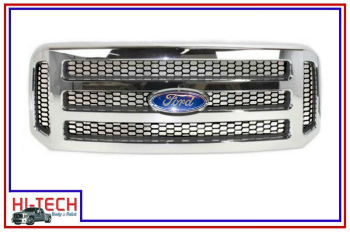 フォード グリル NEW 05 06 07 FORD F250 F350 SUPER DUTY GRILLE CHROME 5C3Z 8200 BAA NEW 05 06 07 FORD F250 F350 SUPER DUTY GRILLE CHROME 5C3Z 8200 BAA