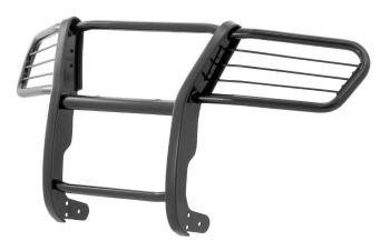 ホンダ エレメント グリルガード Aries 6048 Black Carbon Steel Grille Guard for 03-10 Honda Element 3月10日ホンダ・エレメントのための牡羊座6048ブラックカーボンスチールグリルガード