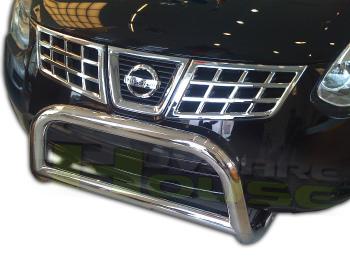 日産 Rogue グリルガード Broadfeet A-Bar Front Bumper Guard [Fits: 2008-2013 Nissan Rogue] Broadfeet A-バーフロントバンパーガード[はめあい:2008-2013日産ローグ]